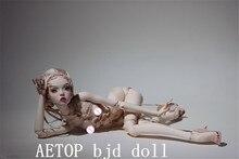 Шарнирная кукла AETOP 1/4, кукла с российским сестром и городом, подарок на день рождения, Высококачественная шарнирная кукла, подарок, модель к...