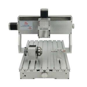 Image 1 - 3040 cnc рамка 400*300 мм токарный шариковый винт с 57 мм гравировальный двигатель сверлильные и фрезерные инструменты