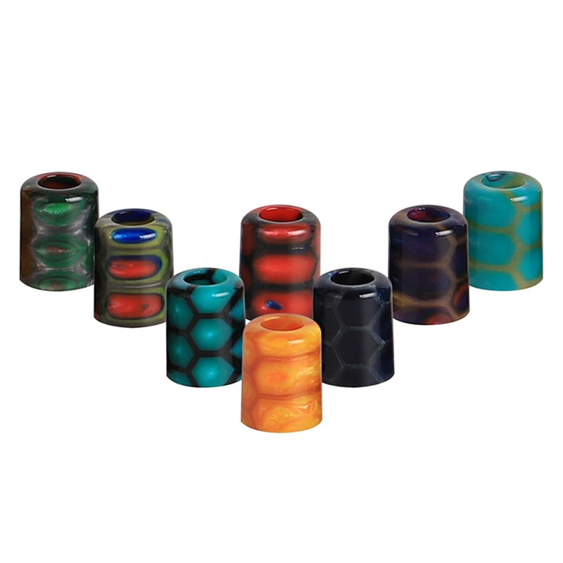 Resin Ultem Drip Tip Replacement For Lost Vape Orion POD