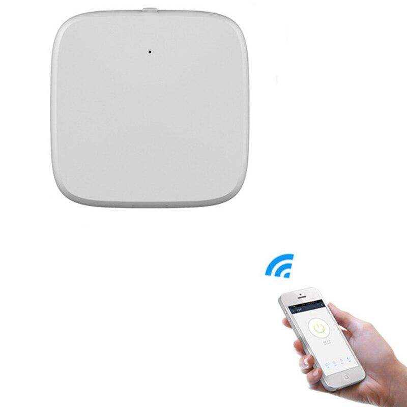 Temperature&Humidity Sensor  Tuya Zigbee Smart Gateway Hub Home Automation Scene Security Alarm Kit PIR Door & Window