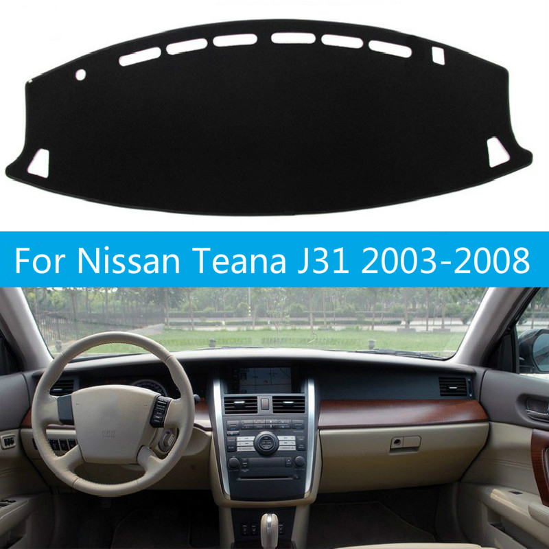 Купить крышка приборной панели автомобиля для nissan teana j31 2003