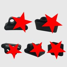 Anti-lost Silicone Holder For Pods Portable Headphones Watch Band Strap For Apple(China)