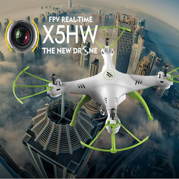 Original SYMA X5HW RC drone with HD camera WIFI real-time transmission of intelligent four-axis helicopter children's toy gift syma x8sw d