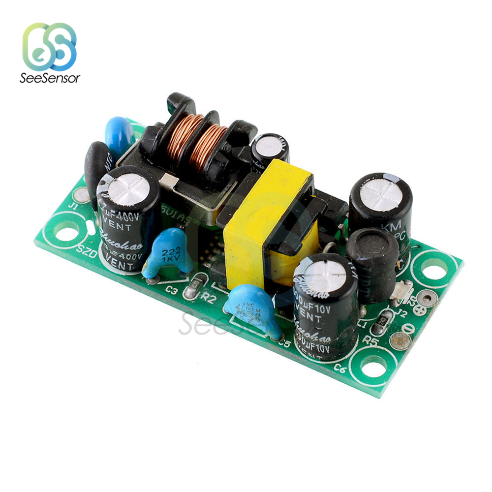 AC-DC 5V 600mA 1000mA 1A 1.5A <font><b>12V</b></font> 500mA Precision Buck Converter AC <font><b>220V</b></font> <font><b>to</b></font> 5V <font><b>12V</b></font> DC Step Down Transformer Power Supply <font><b>Module</b></font> image