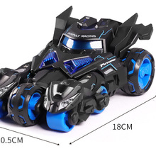 Three-In-One Ejection Alloy Car Model Racing Motorcycle Children Toy Simulation Pull 102