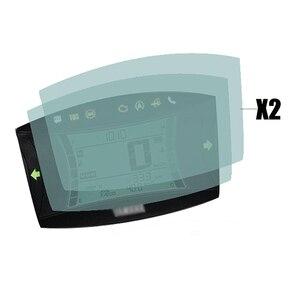 Image 5 - Per Yamaha NMAX 155 N MAX 155 2020 moto centro tachimetro strumento Scratch Cluster protezione dello schermo pellicola protettiva
