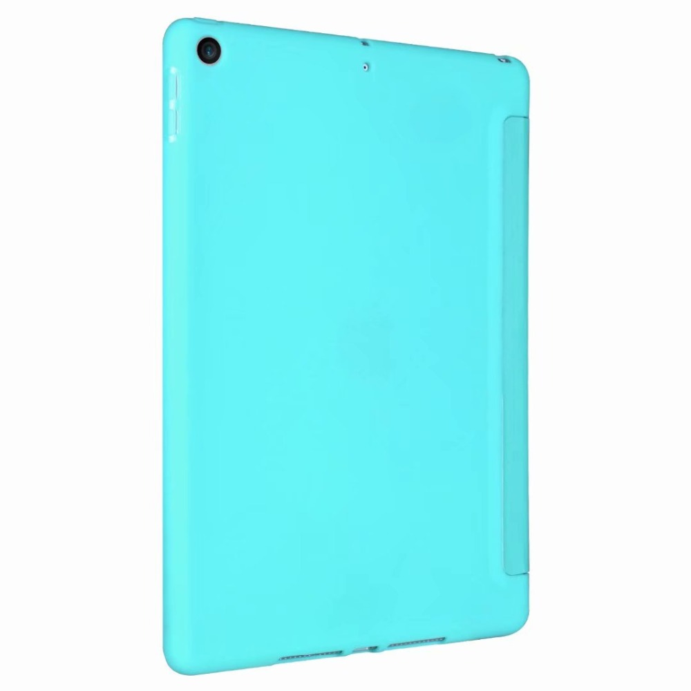 For For TPU Tablet Case 10.2 Slim light Case 2 Soft Tri-fold Ipad Cover Smart iPad 10