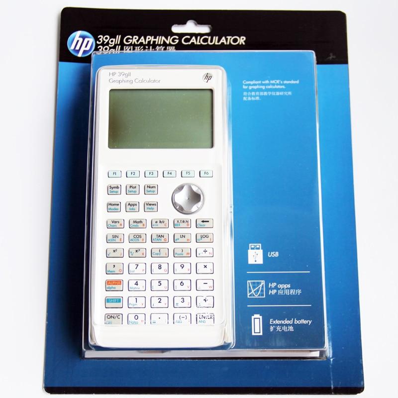Hp39gii Graphing Calculator Sat / Ap Exam Scientific Calculator Designated Computer For Children's Science Mathematical Physics