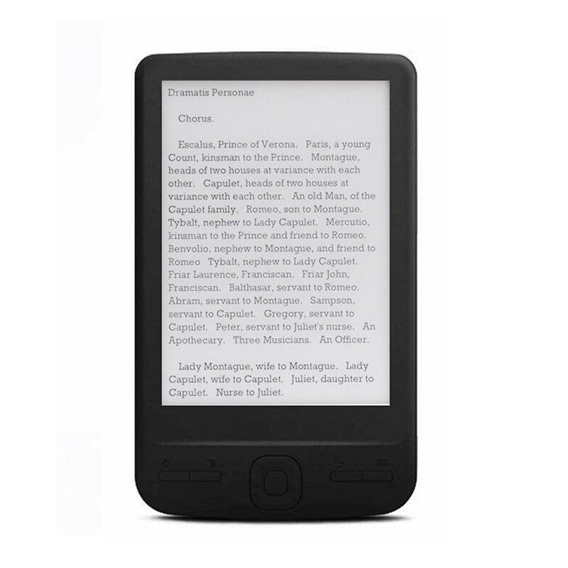BK-4304 elektroniczna papierowa książka czytnik 4.3-Cal atrament Sn Ebook wodoodporny czytnik e-booków 4G RAM 800x600