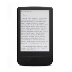 BK-4304 Elektronische Papier Buch Reader 4,3-Zoll Tinte Sn Ebook Wasserdichte E-book-reader 4G RAM 800x600