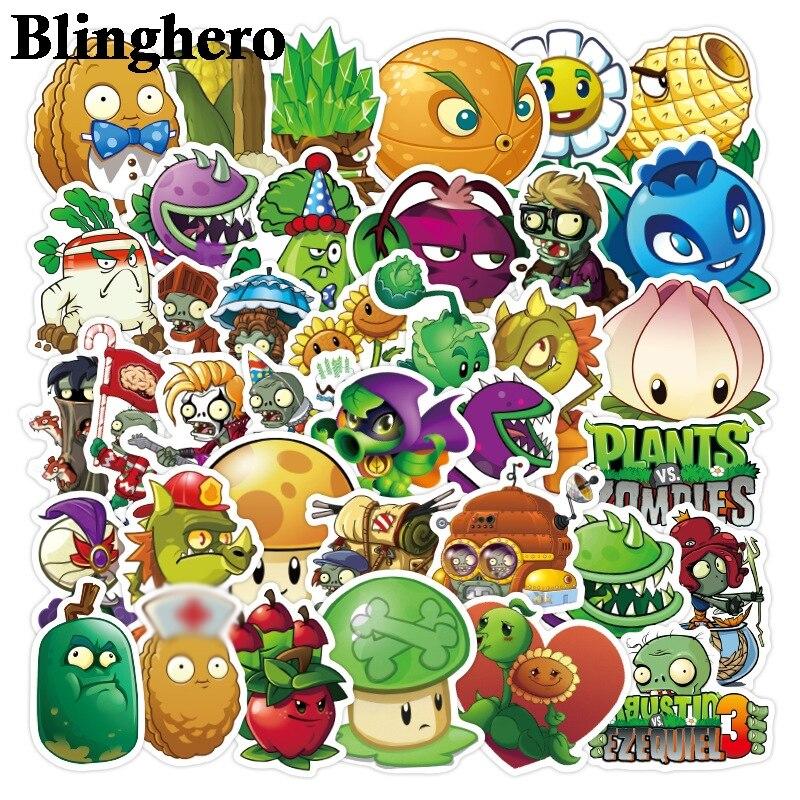 Купить ca1442 50 шт/компл мультяшная наклейка с изображением персонажей