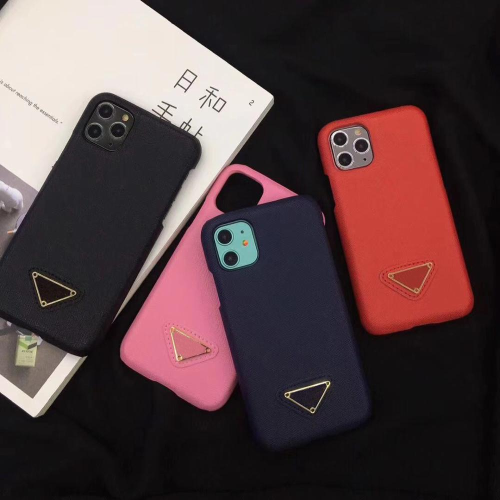 Italian Luxury fashion classic <font><b>logo</b></font> <font><b>leather</b></font> phone cover for <font><b>iPhone</b></font> 11 promax XSMAX coque For <font><b>iPhone</b></font> 6s 7 8plus XR XS 11pro <font><b>cases</b></font> image