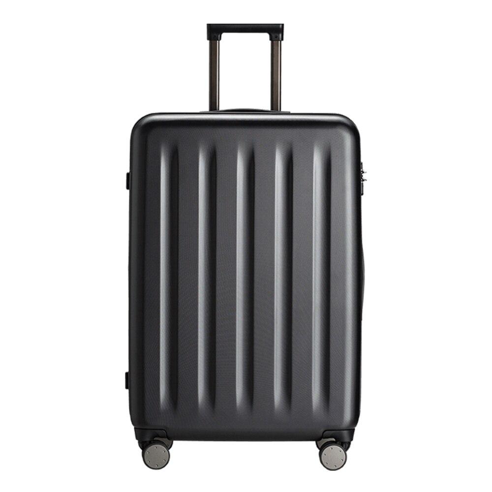 Сделано в Китае простой стиль 100% Алюминий frame20/24 дюймов размер высокого качества прокатки багажа Спиннер брендовый Дорожный чемодан - 3
