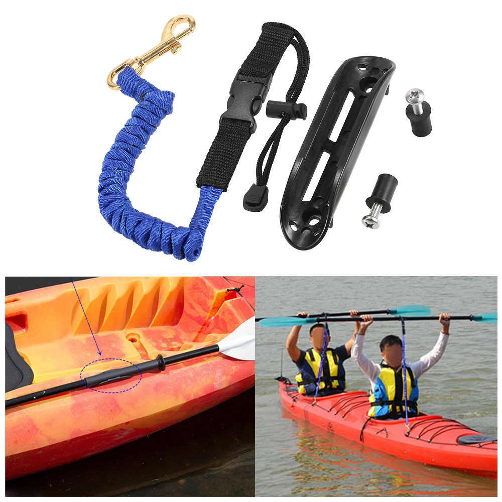 Kayak Marine Boat Paddle Clip Holder Parts Screws Nuts for kayaking Accessories