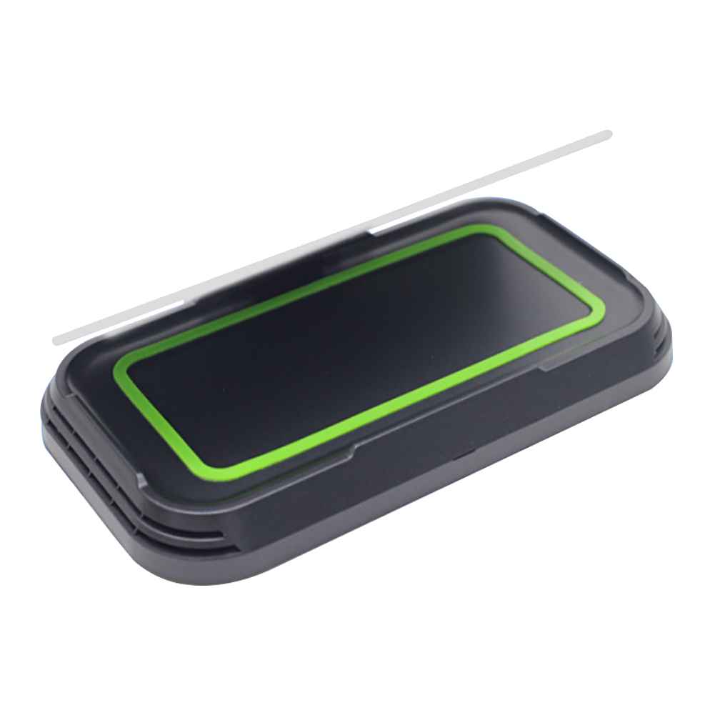 Negative Ion Home HUD Head Up Navigation Display Portable Multiple Protection Universal Car Wireless Charger Silicone Pad Travel
