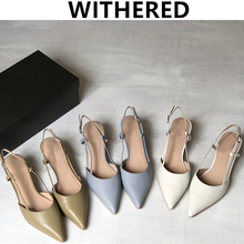 Withered summer shoes women sandals england ins fashion blog