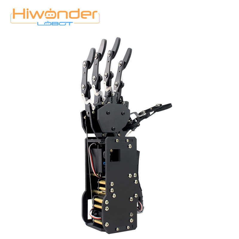 Geschickte hand mechanische palm open source kit uHand Bionische roboter somatosensory control