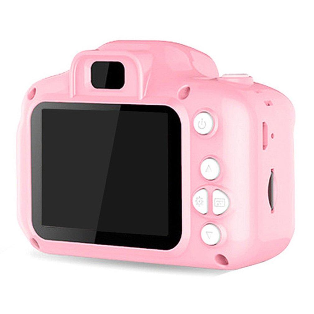 Children'S Digital Camera Toy X2 Hd Pixel Cartoon Bunny Bear Mini Cartoon Mini Toy Professional Fashion