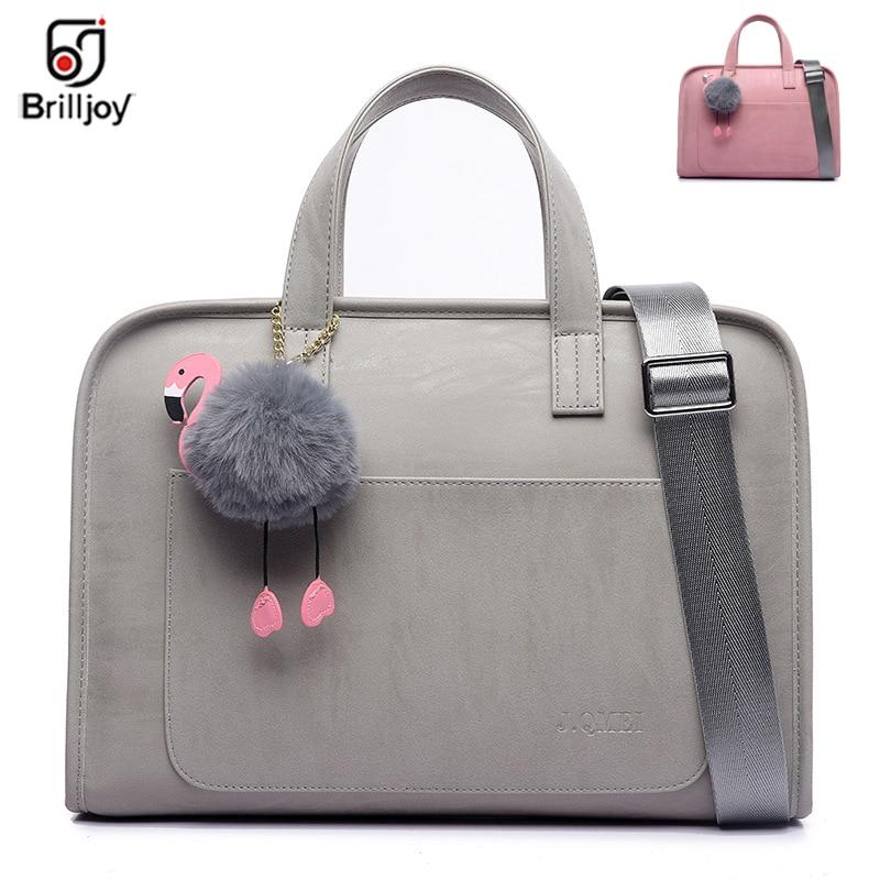 Brilljoy Fashionable Briefcase 13.3
