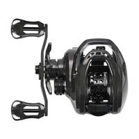 TSURINOYA BFS Casting Fishing Reel Ultralight 151g Shallow Spool Trout Ajing Carbon Saltwater Baitcasting Lure Reel