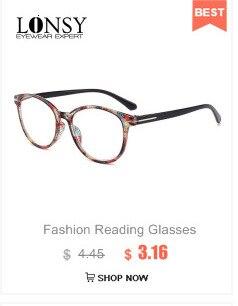 Очки для чтения lonsy в ретро стиле мужчин и женщин пресбиопические