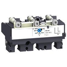 цена на gfci circuit breaker Magnetic MA LV431500 Trip unit MA220 Compact NSX 250 magnetic motor protection 220 A rating 3P 3d