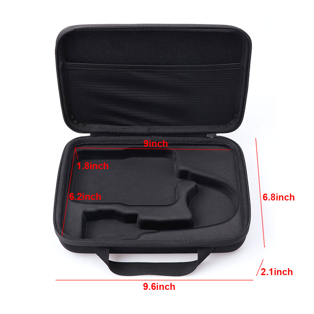 Diagnose Werkzeug Harte EVA Stoßfest Travel Scanner Schutzhülle Code Reader Tragbare Fall Auto Lagerung Tasche Für FOXWELL NT301 Obd2