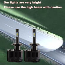 Ampoule de phare de voiture H7 | H11 HB3 9005 HB4 9006, Led 12V 25W 3200LM 6000K, Promotion phare automatique, phare modèle(China)