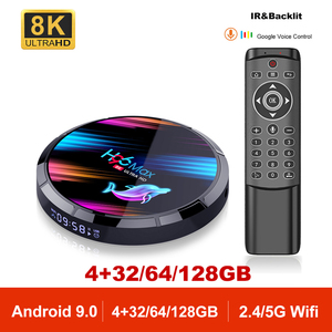 H96MAX X3 Android 9.0 Smart TV