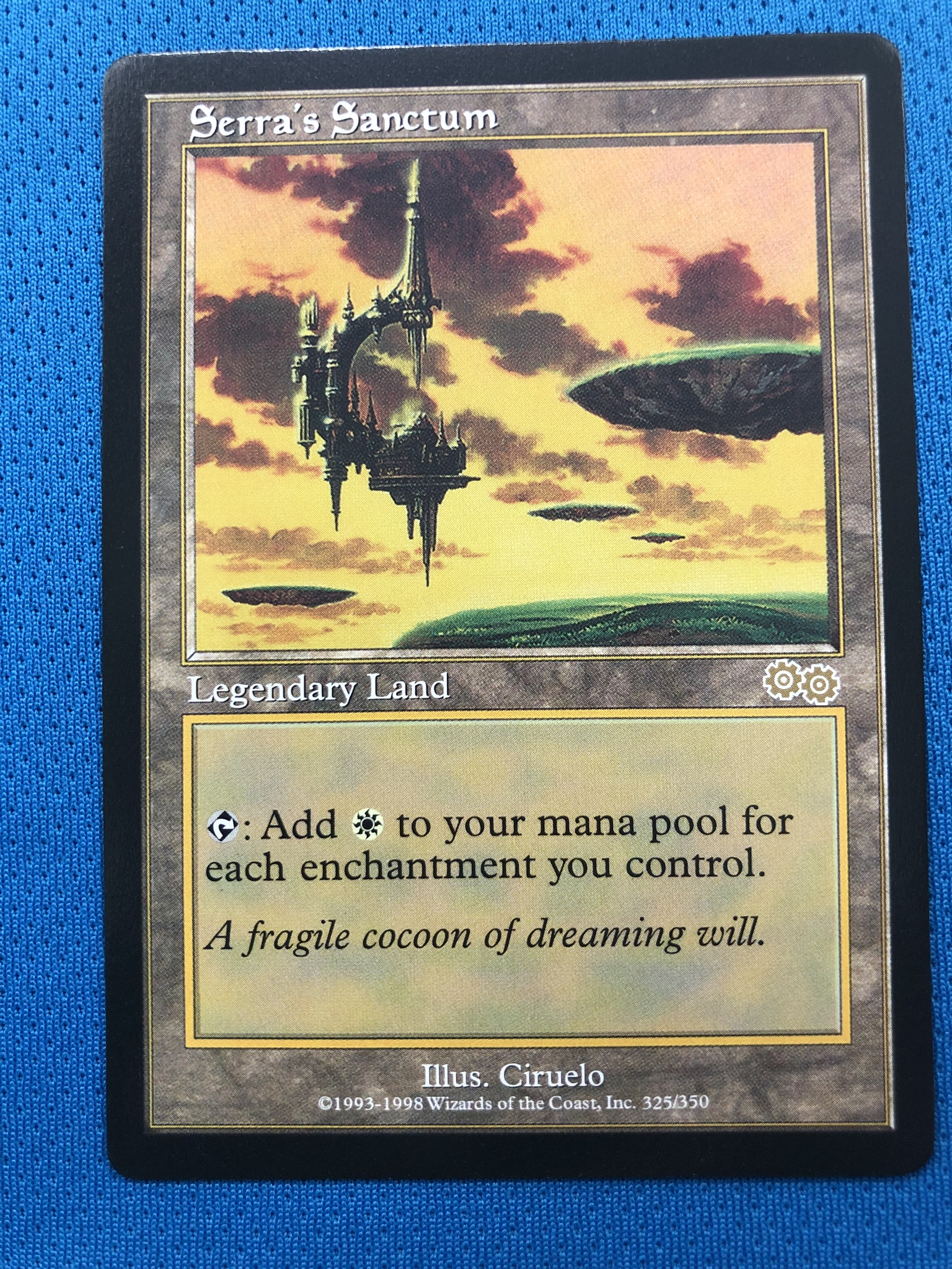 Serra's Sanctum Magician ProxyKing 8.0 VIP The Proxy Cards To Gathering Every Single Mg Card.