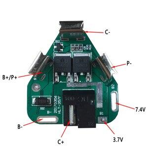 Image 5 - BMS 3S 12V DCไฟฟ้าเครื่องมือแบตเตอรี่Li Ion BMS Circuit 18650 3โทรศัพท์มือถือแพ็คสำหรับมือแบตเตอรี่ลิเธียมเจาะPCB