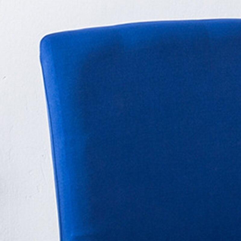 Однотонный Эластичный Чехол для стула из спандекса для ресторанов, свадеб, банкетов, отелей, офисных стульев