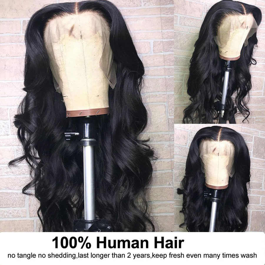 Silk Base Lace Front Human Hair Wigs For Black Women 13*4 Lace Front Wig Remy Hair Peruvian Body Wave Wig Dorisy Hair