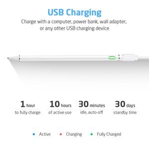 Image 3 - ESR Apple iPAD kalem kalem evrensel dijital Stylus şarj edilebilir ekran dokunmatik kalem için iPad Samsung Xiaomi Huawei Tablet