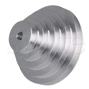 Image 2 - 5 שלב סוג V חגורת פגודה גלגלת חגורת Outter Dia 54 150mm (חור Dia 14mm,16mm,18mm,19mm,20mm,22mm,24mm,25mm,28mm)