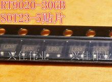 Original 20pcs/ RT9020-30GB 500MA 3V LDO SOT23-5