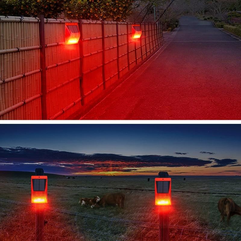 Solar Alarm Lamp 13
