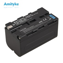 7.4V 5200mAh NP-F770 NP-F750 NP F770 NP F750 NPF770 750 Camera Battery for Sony NP-F770 F750 F960 F970 Rechargable ion Battery bonacell 6000mah np f770 np f750 np f770 np f750 npf770 750 batteries charger for sony np f550 np f770 np f750 f960 f970 l10