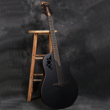 Guitar Electric-Box Carbon-Fiber 6-Strings High-Quality New Folk AGT235 Grape-Hole 41inch