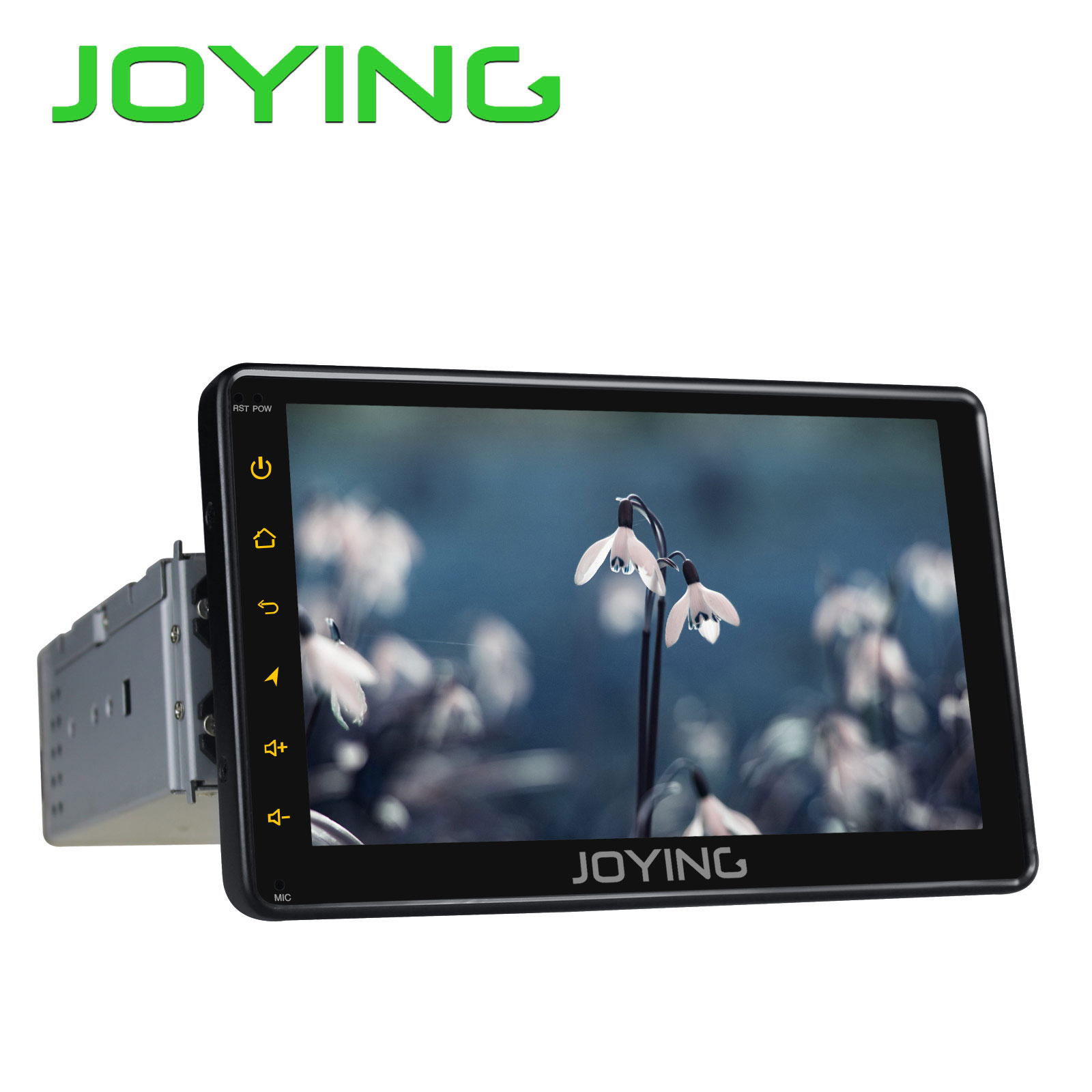 JOYING universal 1 din android 8.1 car multimedia player head unit 7'' Octa Core GPS autradio BT HD WIFI support fast boot/DSP image