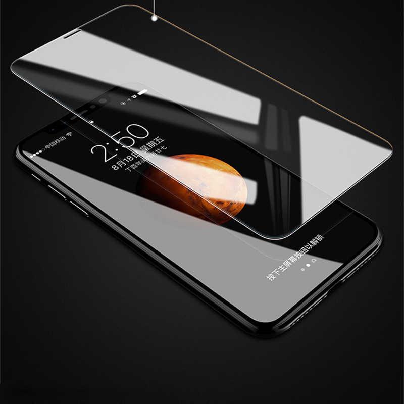 1 Máy Tính Rõ Ràng Kính Cường Lực Cho iPhone 11/11PRO/Max Tấm Bảo Vệ Màn Hình HD Chống Trầy Xước Chống-Chống Sốc Vỡ Chống