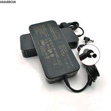 Подлинная адаптер переменного тока Питание Зарядное устройство для ноутбука для ASUS ADP-120RH B/PA-1121-28 N750 N500 A15-120P1A YX570U FX86F 19V 6.32A