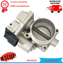 96440416 Throttle Body Assembly 96440414 96955300 For Chevrolet Opel Chevy Captiva Lacetti Nubira Throttle Valve 96955600 loreada throttle body for lada 2 0l 4062 1148100 bore size 60mm high performance throttle valve assembly brand new