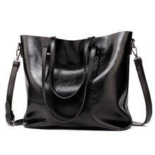 موجزة لينة بولي PU حقائب كتف المرأة الرجعية حقائب كبيرة الإناث عادية عالية الجودة حقائب اليد السيدات مكتب حقيبة ساعي للنساء