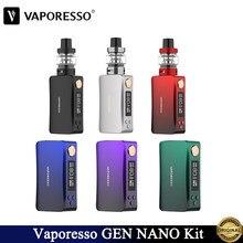 Vaporesso – Kit de Cigarette électronique 80w Gen Nano, avec batterie intégrée 2000mah, réservoir 3.5ml, GTX 22
