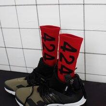 424 осень и зима vivi Модные индивидуальные мужские носки в