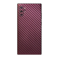 Carbon Fiber Film Colorful Mobile Phone Stickers Accessories For Samsung Galaxy Note 10 Plus Note 10