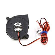 DC 12V Ultra-Silent Cooling Fan Turbo Blower Ventilation Eco-friendly