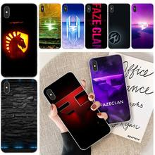 Game clan FAZE Customer High Quality Phone Case For iphone 6 6s plus 7 8 plus X XS XR XS MAX 11 11 pro 11 Pro Max Cover game clan faze customer high quality phone case for iphone 6 6s plus 7 8 plus x xs xr xs max 11 11 pro 11 pro max cover