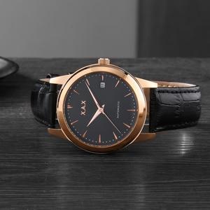 Image 2 - X.A.X 스위스 디자인 자동 기계식 시계 자동 바람 자동 시계 남자